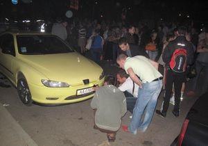Водитель спорткара Peugeot, над которым пытались устроить самосуд, помещен под домашний арест
