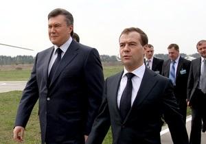 Лидер фракции ПР: Переговоры Януковича с Медведевым будут сложными
