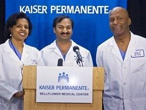 В США во второй раз в истории медицины женщина родила восемь близнецов