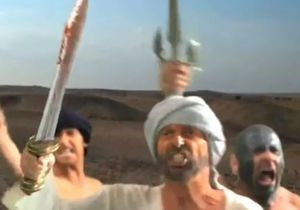 Режиссера фильма Невинность ислама взяли под защиту полиции