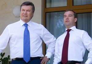 НГ: Заявление Медведева переполошило Киев