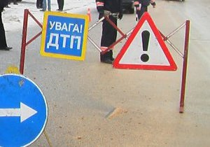 На Закарпатье в ДТП с участием начальника райотдела милиции погиб человек
