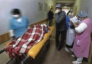 Пик заболеваемости гриппом в Киеве ожидают на новогодние праздники
