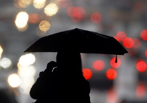 На сегодня в Украине синоптики передают штормовое предупреждение