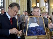 Ющенко и Черновецкий решили строить стадион на Дарнице
