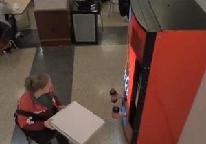 Первое  вирусное  интернет-видео Сoca-Cola за неделю посмотрели почти 650 тысяч раз