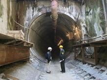 Строительство метро на Троещину может начаться зимой