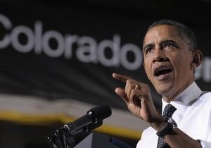 Обама не предрекает наземного вторжения США в Сирию