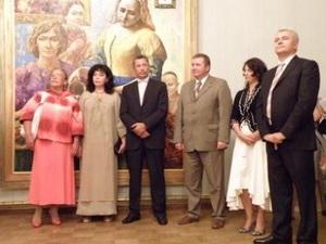 Состоялся торжественный прием в рамках проекта  Меценаты – музеям Украины