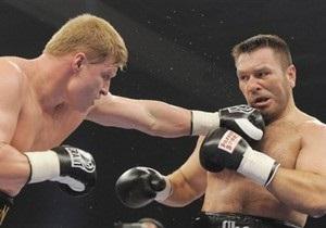 Поветкин победил Чагаева и стал чемпионом мира по версии WBA