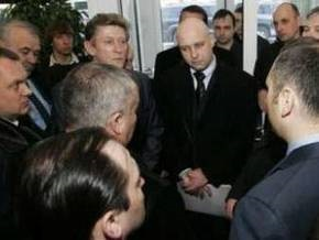 НГ: Коалиция против Ющенко и спецслужб
