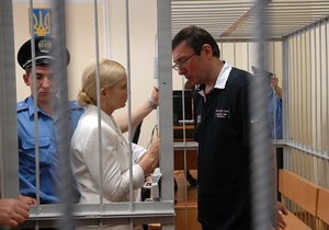 Анищенко заявил, что Минздрав не отвечает за здоровье Тимошенко и Луценко