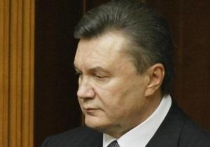 Сегодня во Львове Янукович проведет заседание Совета регионов