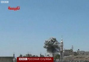 Повстанцы Сирии демонстрируют боевую мощь