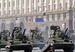 В 2009 году покончили с собой 17 украинских военнослужащих
