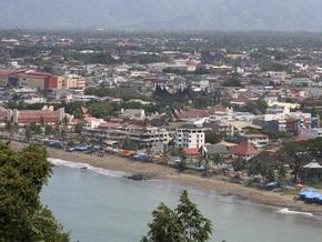 В Индонезии произошло землетрясение силой 7,4 балла