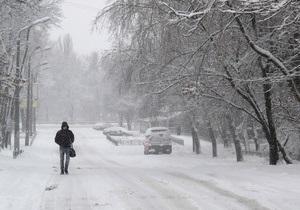 МЧС: В Украине не произошло ни одного ЧП госмасштаба, связанного с сильными морозами