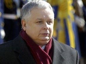 Качиньский: В трагедии Гуты Пеняцкой виновны режимы Гитлера и Сталина