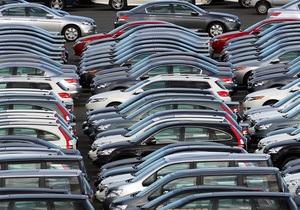 В октябре в Украине неожиданно выросли продажи автомобилей