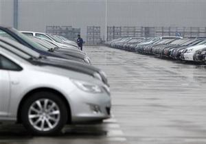 В Германии резко упали продажи новых автомобилей