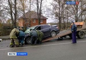 Виновнику ДТП с командующим ВДВ России предъявили обвинение