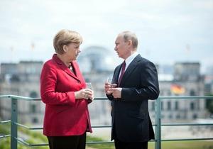 DW: Германо-российские отношения: нужна ли  перезагрузка ?