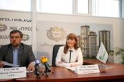 9 апреля 2010 года состоялась пресс-конференция посвященная открытию ипотечного кредитования от  ПриватБанка