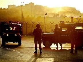 Израиль обвинил Иорданию в обстреле пограничного патруля