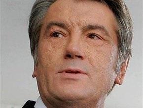 Ющенко: Газовая война пойдет Европе на пользу