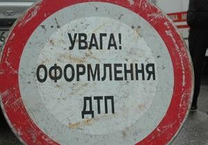 В ДТП под Ялтой пострадали семь человек