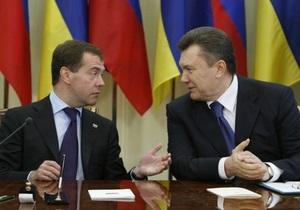 Тимошенко призывает обнародовать договоренности Януковича и Медведева