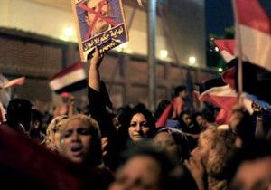 Египетские военные дали понять, что остановят протесты