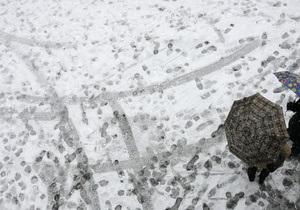 Прогноз погоды на понедельник, 10 января