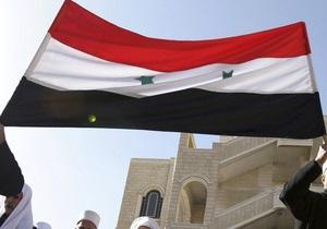 Евросоюз ужесточил санкции против Сирии