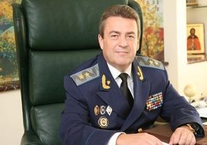 Депутаты попросили генпрокурора уволить своего заместителя Шинальского