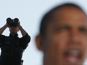 Спецслужбы США готовились к терактам на инаугурации Обамы