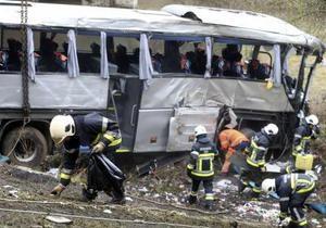 Крушение автобуса в Бельгии: В Бельгии к месту крушения автобуса с детьми не допускают дипломатов