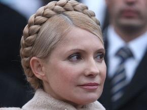 Тимошенко едет в Винницу