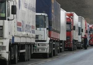 СБУ задержала контрабандистов, которые ввозили в Украину из ЕС более 20 грузовиков ежемесячно