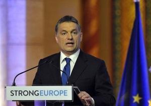 Венгрия во второй раз с начала кризиса попросила помощи у ЕС и МВФ