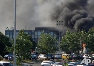 Аэропорт Бургаса открыт после теракта для приема и вылета самолетов