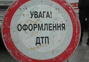 В ДТП в Киевской области один человек погиб и четверо травмированы