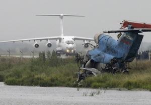 МАК проведет эксперимент по реконструкции взлета потерпевшего крушение Як-42