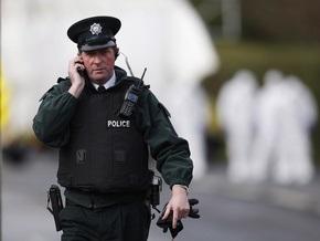 В Северной Ирландии арестовали двух подозреваемых в убийстве полицейского