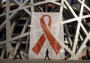 ООН: Темпы заражения СПИДом в Украине самые высокие в Европе