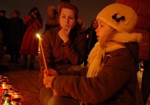 В США почтят память жертв Голодомора
