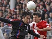 Бундеслига: Бавария проиграла аутсайдеру