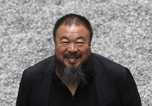 Китайские власти впервые прокомментировали арест художника Ай Вэйвэя