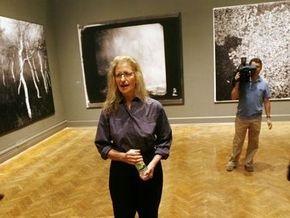 Знаменитого фотографа Энни Лейбовиц обвинили в плагиате