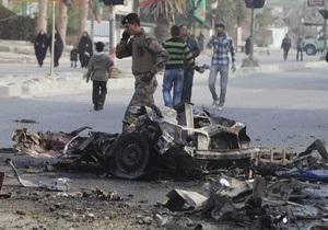 В Багдаде произошли два взрыва: есть жертвы